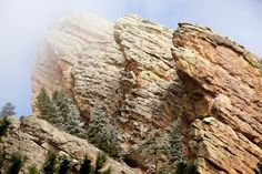A spring storm clears out over the Royal Arch area in the Flatirons of Boulder Colorado.     [url=http://www.istockphoto.com/file_search.php?action=file=3280315][img]http://stock.klausphotos.com/Denver_banner.jpg[/img][/url]  [url=http://www.istockphoto.com/file_search.php?action=file=4171736][img]http://stock.klausphotos.com/LandscapeBanner.jpg[/img][/url]