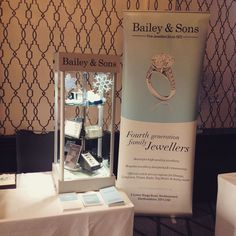Come and visit us at Pendley Manor Tring #weddingshow #winterwonderland #rings #diamond #grandeevents