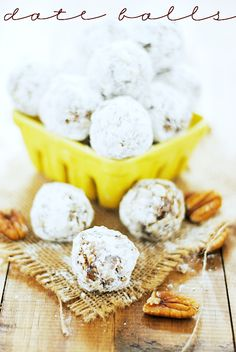 Date Balls | www.somethingswanky.com