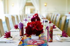 Real Bridal Shower: Nichole in California // Images by Snaps and Scribbles // Via Modernly Wed (1)