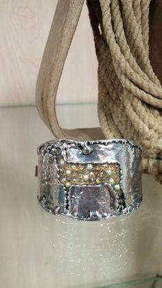 Hammered Lamb Bracelet