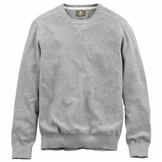 Timberland - Pull Col Rond Williams River Crew - Homme - medium grey