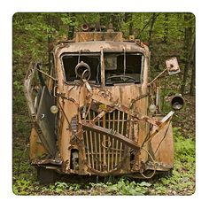 Wrecked Wrecker by Sunset Sailor, via Flickr