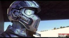 helmet+concept+that+looks+similar+to+the+halo+helmet