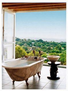 Nice Views Of Nature | A Dream Bath