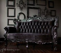 Inspiring picture black, decor, goth, gothic. Resolution: 960x640 px. Find the picture to your taste!