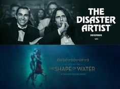 This week's Out Now with Aaron and Abe goes over failure-turned-success and a romance. Aaron and Abe are joined by Todd Gilchrist and Luke Y. Thompson to discuss The Disaster Artist and The Shape o...