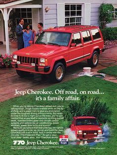 1989 Jeep Cherokee Limited 4x4 | by aldenjewell