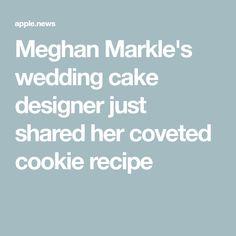 Meghan Markle's wedding cake designer just shared her coveted cookie recipe — HELLO! Wedding Cake Designs, Wedding Cakes, Cupcake Cookies, Cupcakes, Meghan Markle Wedding, Traditional Wedding Cake, Easter Weekend, Nontraditional Wedding, Elderflower