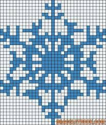 Image result for pixelated snowflake
