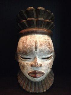 Afrikaans gezichtsmasker - BINI - Nigeria
