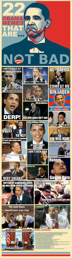 22 Obama Memes That Are... Not Bad
