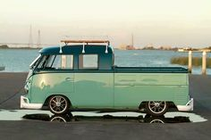 Beautiful Double cab ◉ pinned by  http://www.waterfront-properties.com
