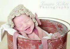 Chunky bonnet from PropJar. Photo taken by Tamara Kellett Photography. www.facebook.com/PropJar