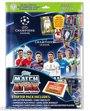 2015/2016 UEFA Champions League Edition Starter Pack & Limited edition Ronaldo