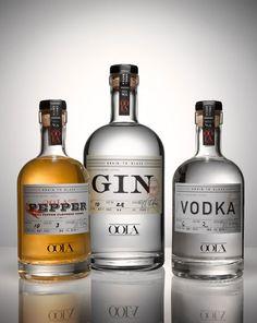 Oola Distillery  by Piper Design Co.