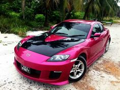 Keeping it sexy~ Mazda RX8