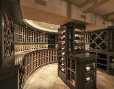 """"""" Adega dos Sonhos """" ♡ 49 * Wine Cellar = Adega de #Vinhos * ☆ #Inovação #Elegância #Design ☆ ✿ Para Armazenar seus #Vinhos ✿"""