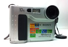 Sony MVC-FD75 Manual User Guide and Product Specification Best Digital Camera, Floppy Disk, Exposure Compensation, Bright Pictures, Sony Camera, Learning Process, User Guide, Zoom Lens, Low Lights