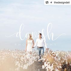 #Repost @thedesigndeli with @repostapp ・・・ I just had to show this beautiful logo again. Every time I see the branding I just fall in love all over again.  For all you romantics out there, this is probably the most romantic engagement session I've seen in a long time, and being in the industry, I've seen a lot.  It's people and clients like @davish that makes me want to go that extra mile.  #lovemyjob #designdeli #rosegoldfoil #davishphotography #branding #corporateidentity #cottonfields… Cotton Fields, Extra Mile, Rose Gold Foil, Brand Me, Most Romantic, Corporate Identity, Falling In Love, Engagement Session, Instagram Images