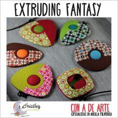 Extruding Fantasy por Noelia Contreras en Burgos