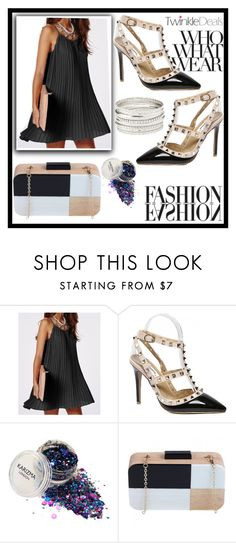 """""""TwinkleDeals 7. / 2"""" by b-necka ❤ liked on Polyvore featuring Who What Wear, Charlotte Russe and twinkledeals"""