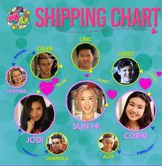 #MakeItPop #XOIQ #Nickelodeon #MeganLee #LourizaTronco #ErikaTham