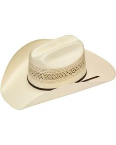 363827b640 Twister 10X Shantung Double S Straw Cowboy Hat