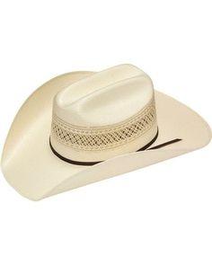 fb22163c00ced Twister 10X Shantung Double S Straw Cowboy Hat
