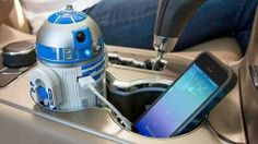 R2D2 USB charger