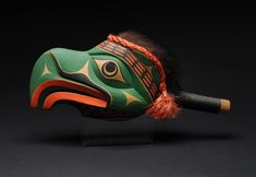 Art Thompson | Eagle Rattle
