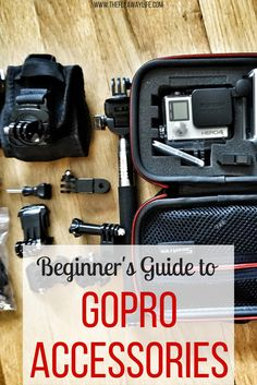 These GoPro tips will help you take amazing GoPro photos on your next vacation! This guide has all the GoPro mounts and accessories you need to become a pro GoPro photographer! Travel Tips. Travel Advice, Travel Tips, Travel Hacks, Travel Packing, Travel Articles, Packing Tips, Camping Hacks, Camping Gear, Photo Hacks
