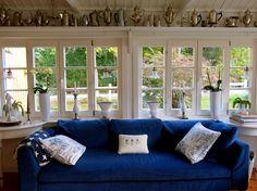Sofa mit Originalbezug