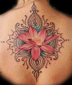 lotus tattoo (4)