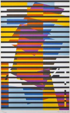 Sam Vanni 1908 - 1992 Finnish painter of Russian Jewish origin
