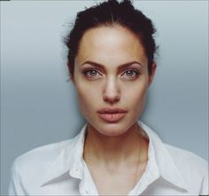 Angelina Jolie...she isn't my favorite, but this picture is beautiful.