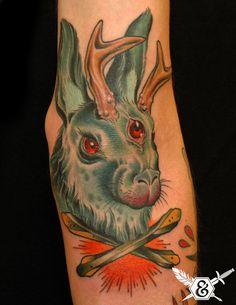 (((o))) By Russ Abbott at Ink & Dagger Tattoo in Decatur, GA