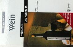 Wein – Verstehen und genießen, Wilhelm Flitsch, Springer Verlag, Berlin, Heidelberg, New York, 1999. Wein aus der nüchternen Sicht eines Naturwissenschaftlers. Komprimiertes Weinwissen auf 240 Seiten. Höchst kompetent, aber auch leicht verständlich zu lesen. Für mich nach wie vor das beste Buch für Wein-Einsteiger, die beschlossen haben sich mit dem Thema näher zu befassen.