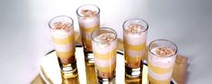 Carla takes a delicious lemon meringue pie and puts it in a shot glass for the perfect finger food party dessert!