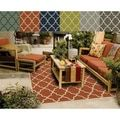 Top Product Reviews for StyleHaven Indoor/ Outdoor Lattice Rug (3'7 x 5'6) - Overstock.com - Mobile
