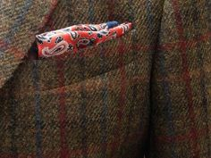 tweed - oh these colors !