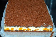 Prajitura Cezara | MiremircMiremirc Ricotta, Tiramisu, Cake, Ethnic Recipes, Desserts, Food, Tailgate Desserts, Deserts, Kuchen