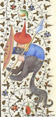 Book of Hours, MS M.453 fol. 145r - Images from Medieval and Renaissance Manuscripts - The Morgan Library & Museum