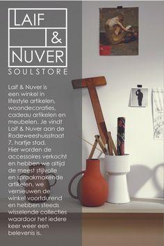 Interieur | Laif en Nuver | Groningen