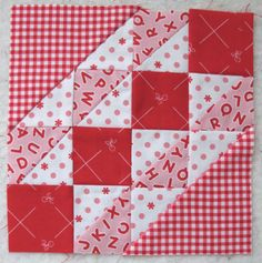 Bee In My Bonnet: On the Funny Farm...    LOVE this block
