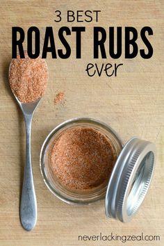 3 Best Roast Rubs Ev