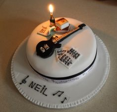 Image Result For Personalised Birthday Cake For An Engineer