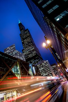 Sears Tower / Willis Tower / Chicago, IL, USA