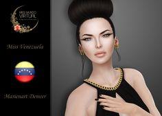 https://flic.kr/p/xYc9Nf | Miss Venezuela - Marienart Denver | Aquí están! Tenemos el inmenso honor de presentales a las Candidatas Oficiales a Miss Mundo Virtual 2016, una de ellas será la próxima representante de la Belleza Latina.