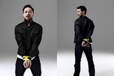 James McAvoy- can I unwrap him?